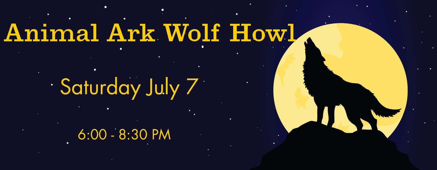 Wolf Howl Slider
